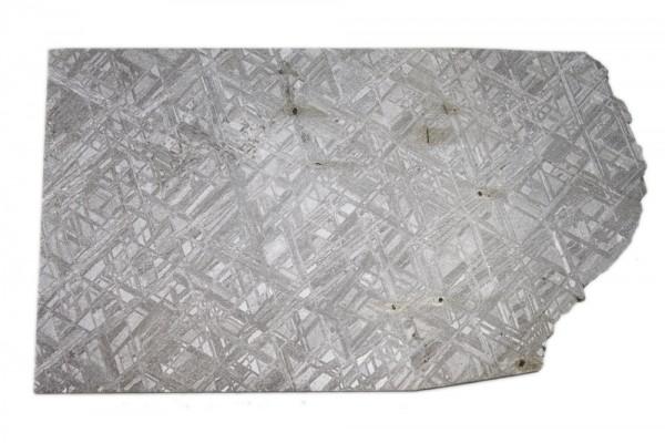 Scheibe 79x123x1mm, Eisenmeteorit (Muonionalusta)